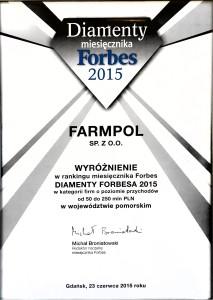 Diamenty Forbesa 2015