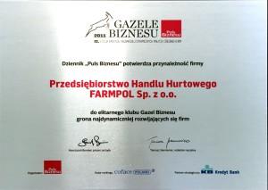 Gazele 2011